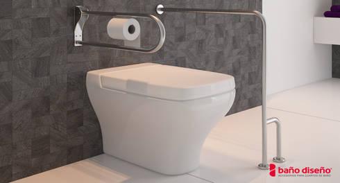 Ayudas técnicas :  de estilo  de Baño Diseño