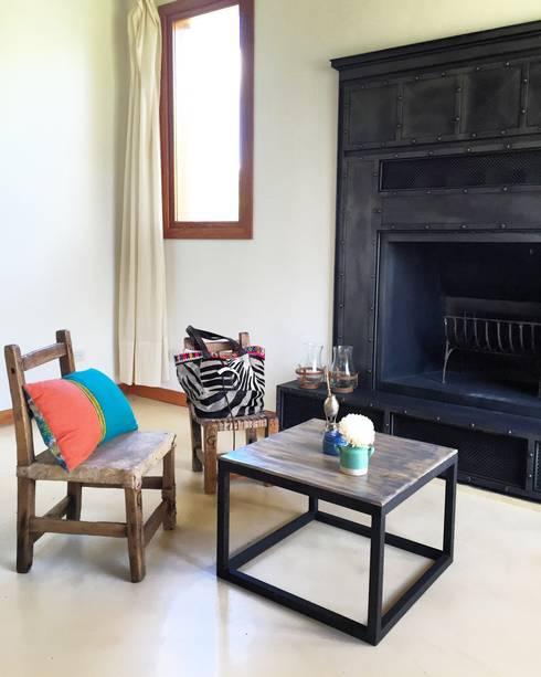 Interiorismo en Santa Bárbara:  de estilo  por CLC Arquitectura & Diseño de Interiores