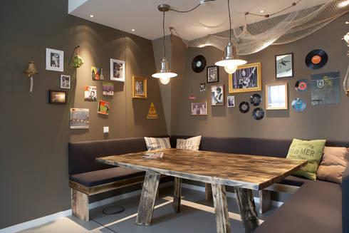 Kopfteil aus stoff für doppelbetten lounge by treca interiors
