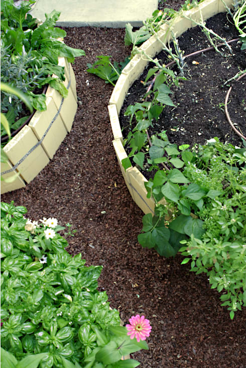 Garten von Atelier delle Verdure