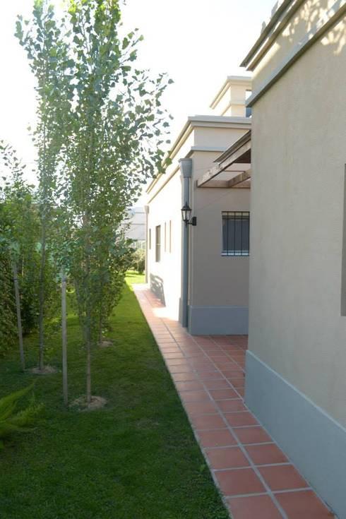 منازل تنفيذ GD Arquitectura, Diseño y Construccion