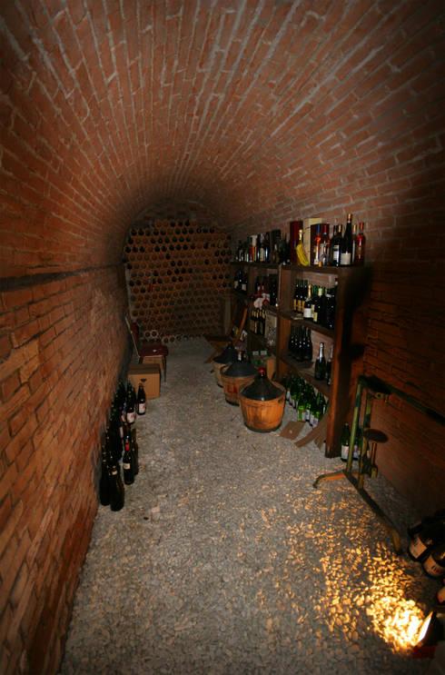 Винные погребы в . Автор – Arch. Paolo E. Bertolotti