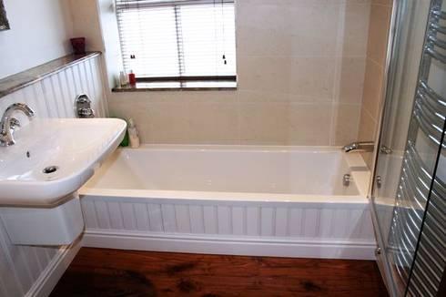 Traditional Bathroom Refit By Redesign Homify - Bathroom refit