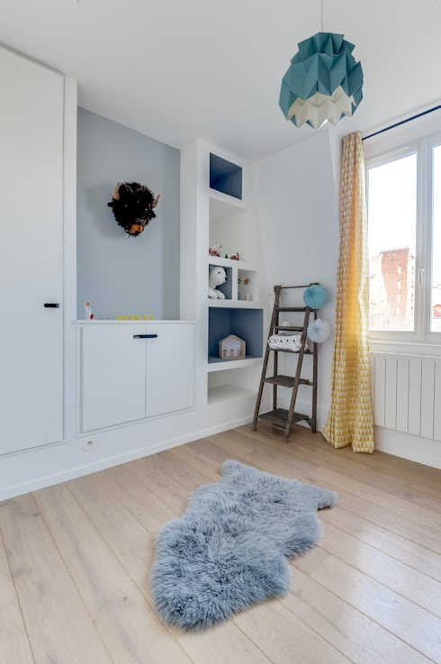 Kinderkamer door Transition Interior Design