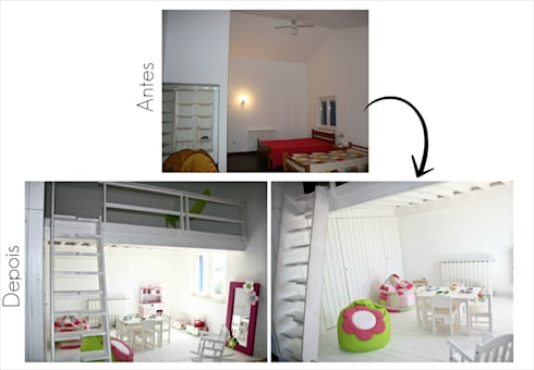 Quarto das crianças:   por Jorge Feio, Arquitecto