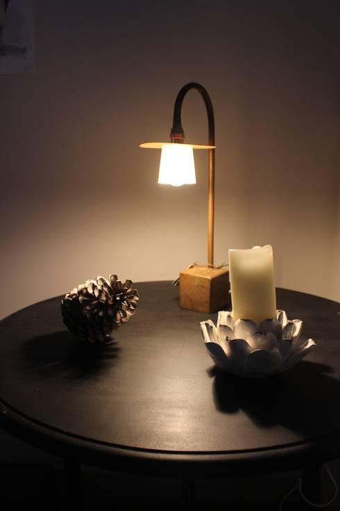 """Lampe """"COPO"""": Art de style  par CORES ART"""