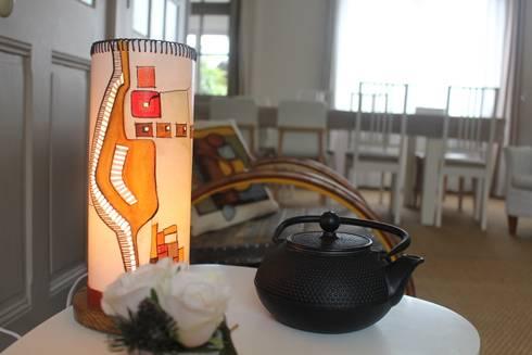 """Lampe """"CORES"""": Art de style  par CORES ART"""