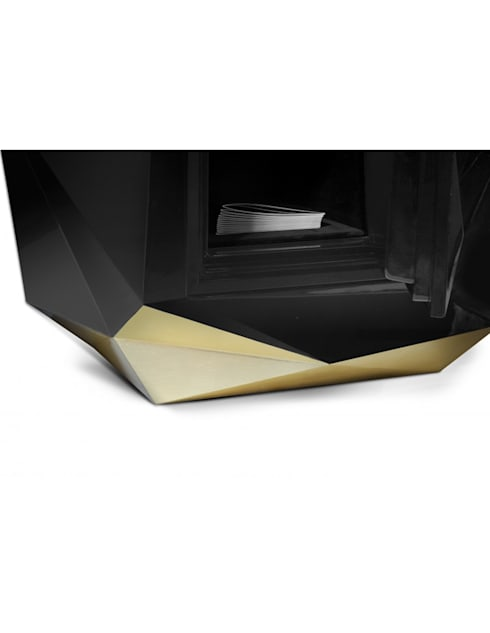 DIAMOND Luxury Safe: Escritório e loja  por Be-Luxus
