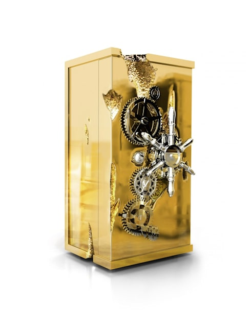 MILLIONAIRE | Luxury Safe: Escritório e loja  por Be-Luxus