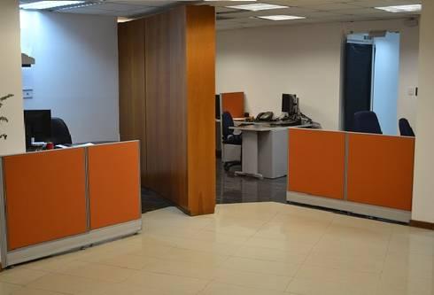Espacios Modulares para oficinas: Estudio de estilo  por Officinca