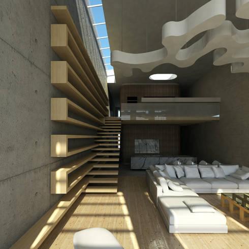 LOFT EM LISBOA:   por Henrique Barros-Gomes - Arquitecto
