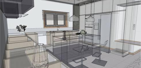 Projectos 3D:   por RUI BESSA INTERIORES
