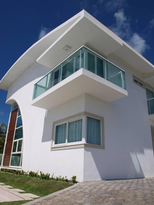 Casas  por CHASTINET ARQUITETURA URBANISMO ENGENHARIA LTDA