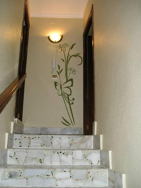 Dibujos sencillos en paredes by cms decoraciones homify - Dibujos sencillos ...