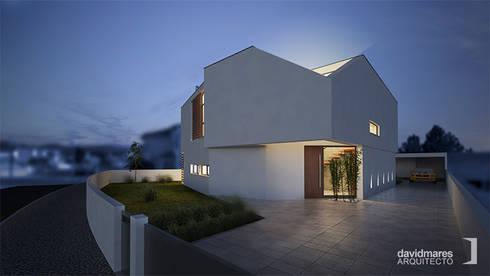 Moradia TC:   por davidmares   arquitecto