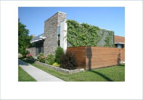 Proyectos: Casas de estilo clásico por Miguel Hernandez Strada