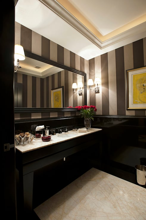 modern Dressing room by ARCO Arquitectura Contemporánea