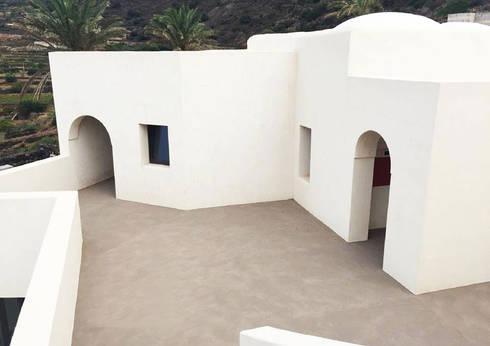 Pavimento in resina per esterni infinity outdoor di - Resina pavimento esterno ...