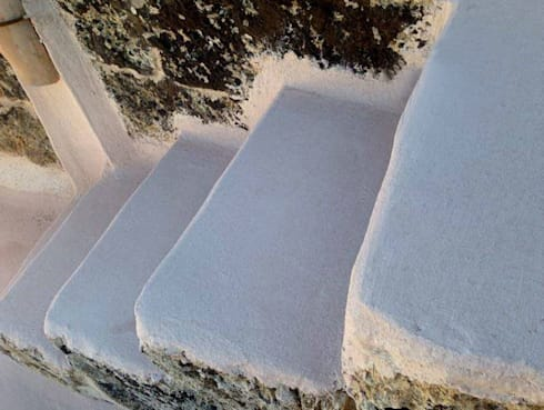 Pavimento in resina per esterni infinity outdoor di pavimento moderno homify - Resina per scale ...