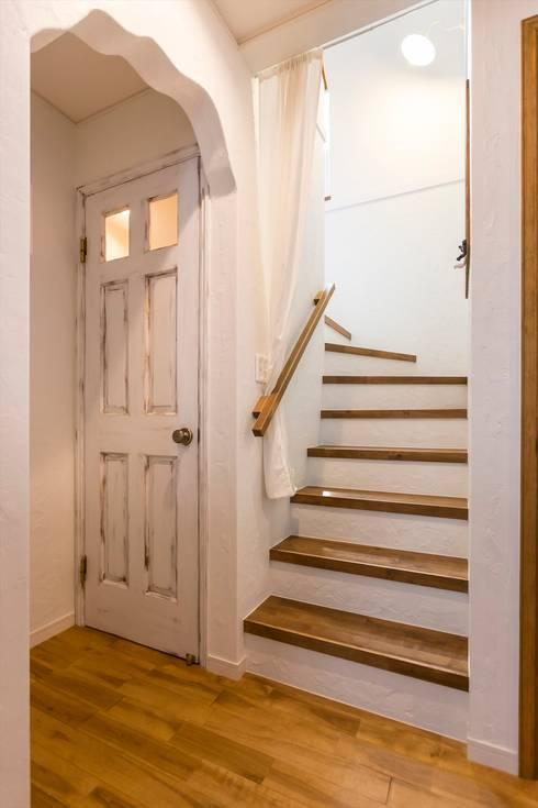 Koridor dan lorong by ジャストの家