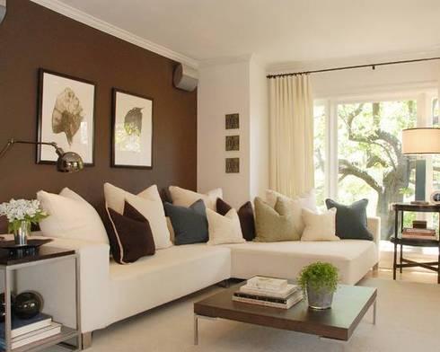 Muebles Casa Lola: Salas de estilo moderno por jaberr7025