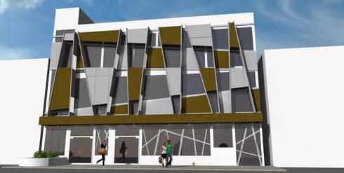 Proyectos:  de estilo  por Arquitecto Manuel Pérez