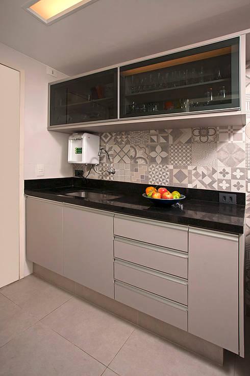 Projeto: Cozinhas  por contato160
