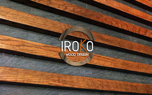 Iroko Wood Design:  de estilo  por Iroko Wood Design