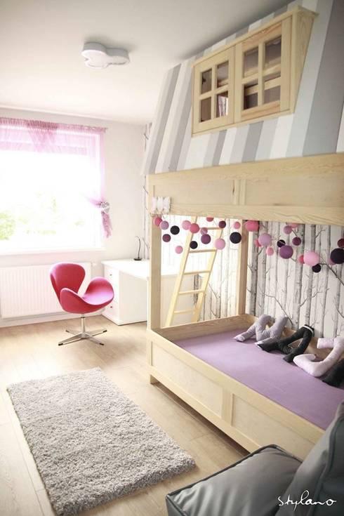Детские комнаты в . Автор – Stylano