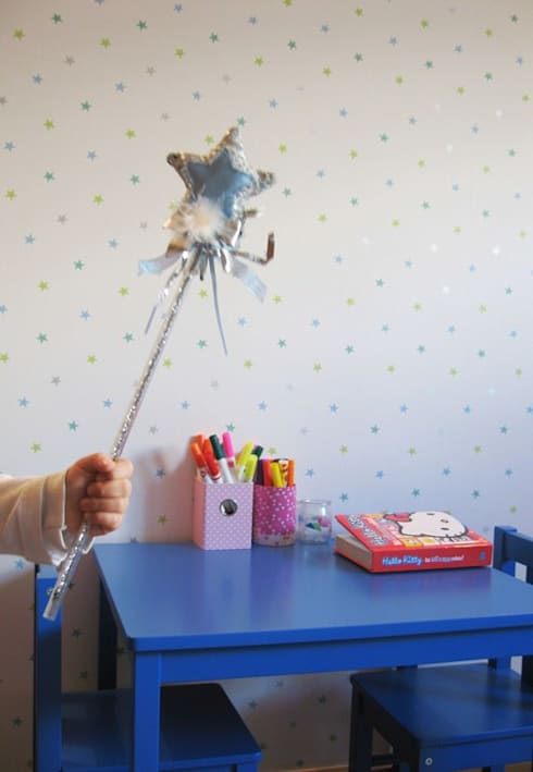 Quarto de criança Matosinhos: Quartos de criança modernos por Kohde
