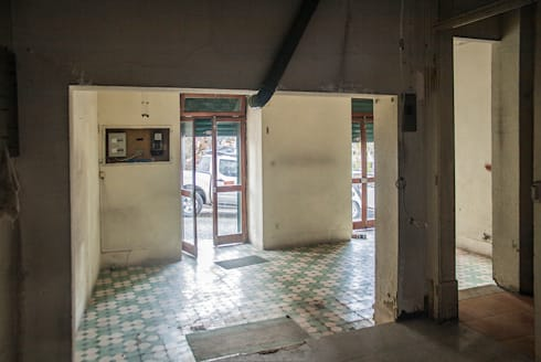 Antes - Living Room:   por Architecture Tote Ser
