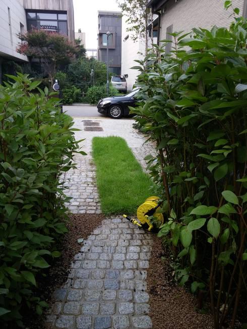 푸르네:  tarz Bahçe