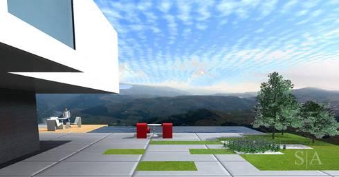 Projectos:   por sandra almeida arquitectura e interiores
