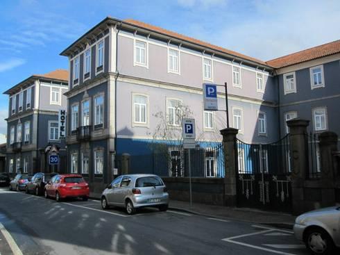 Hotel Sul Americano:   por DAJ - Projetos e Estudos
