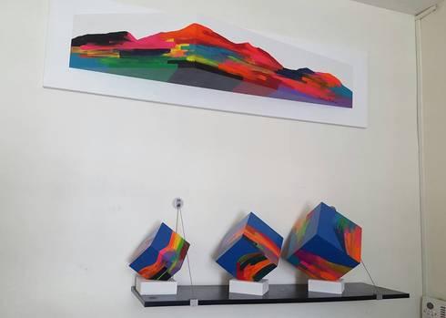 Obras: Arte de estilo  por Raquel Alvarez Villasmil