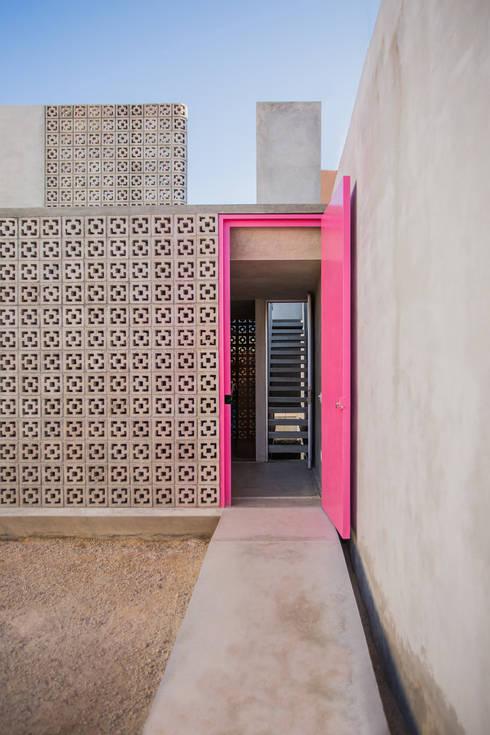 Casas  por TACO Taller de Arquitectura Contextual