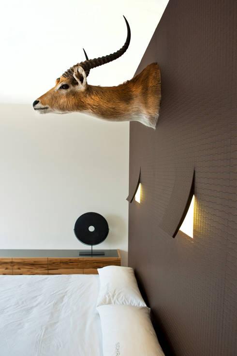 schlafbad im smart home von wahl gmbh homify. Black Bedroom Furniture Sets. Home Design Ideas
