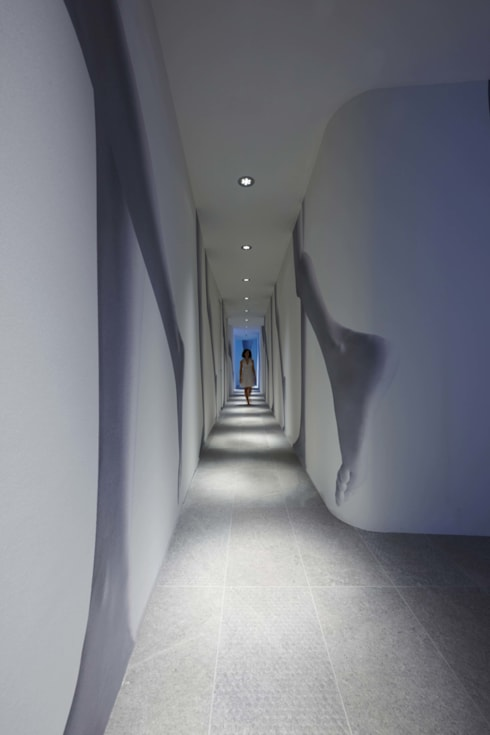 LE TERRAZZE SPA & WELLNESS by GLIP | The Lighting Partner | homify