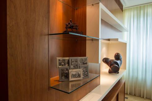 Apartamento B24: Paisajismo de interiores de estilo  por TRIBU ESTUDIO CREATIVO