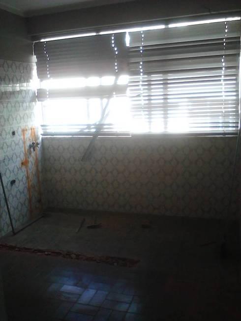 Renovação de cozinha:   por Officina de Interiores