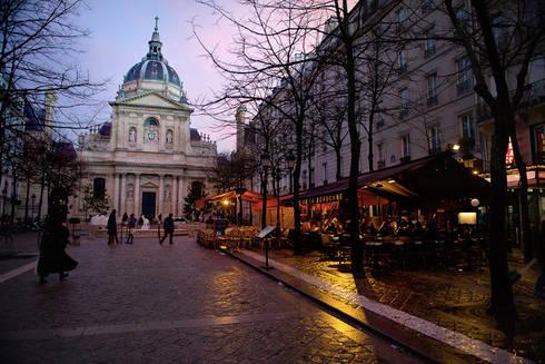 Sobornne, Paris- Francia.: Arte de estilo  por FotoKunst Gallery