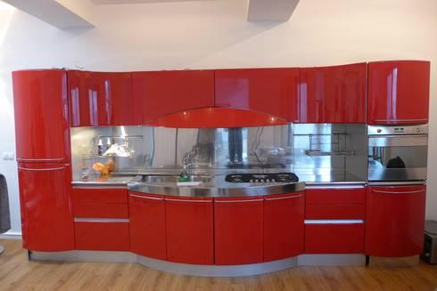 Klebefolien Küchen by resimdo | homify