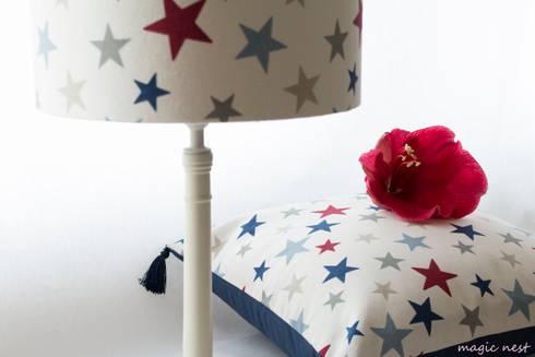 Sky full of stars Collection: Quarto de crianças  por Magic Nest