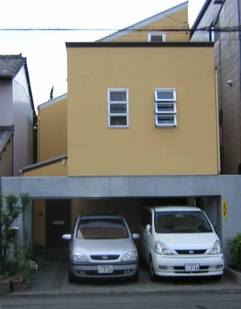 Rumah kayu by アース・アーキテクツ一級建築士事務所