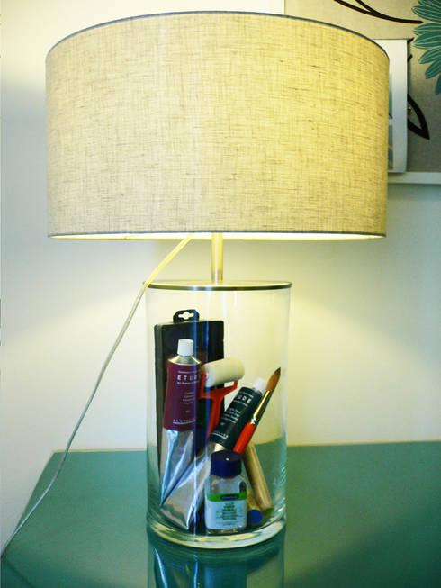 Atelier: Escritórios e Espaços de trabalho  por maria inês home style
