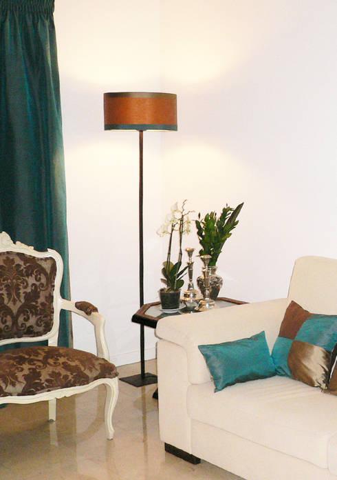QUINTA DA LUZ: Salas de estar clássicas por maria inês home style