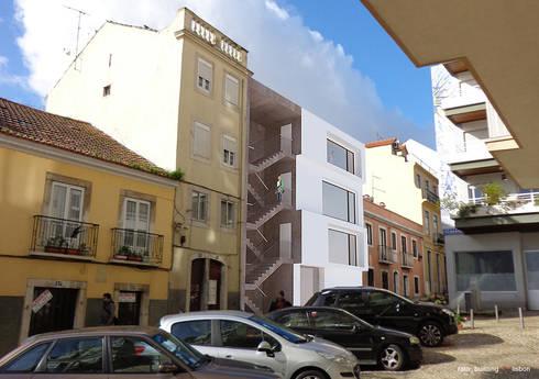 Edifício Rato65:   por nn.arq | arquitectos