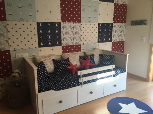 Dormindo com as estrelas: Quarto de crianças  por Trapinho