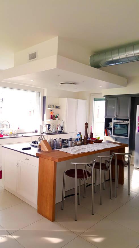 Cozinha  por Studio di Architettura Faletto