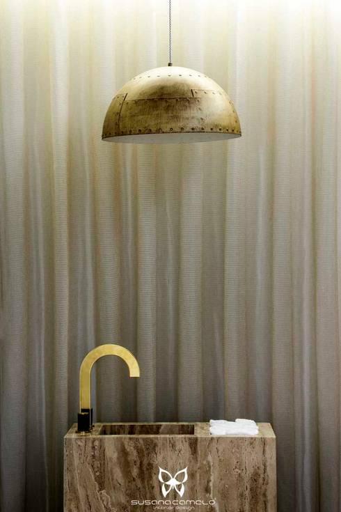Sta. Maria de Lamas   2015: Casas de banho rústicas por Susana Camelo